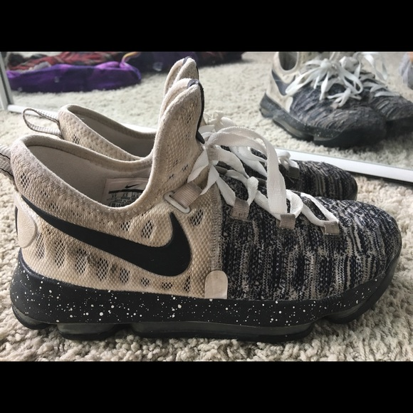 another chance ebaf2 b587f Nike KD 9 Oreo grade school 6Y
